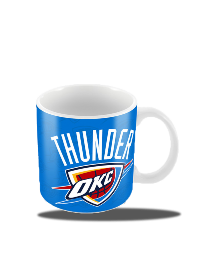 Oklahoma City Thunder Mug