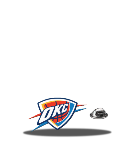 Pin Oklahoma City Thunder