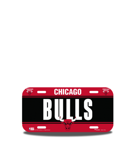 Placa Chicago Bulls