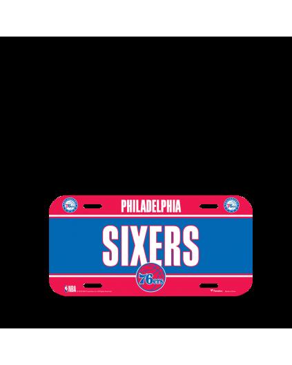 Placa Philadelphia 76ers