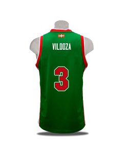 Euroleague Baskonia Away Jersey