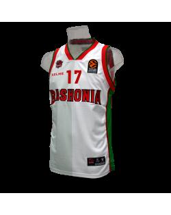 Euroleague Baskonia White Jersey