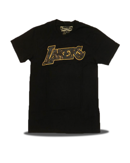 Camiseta Los Angeles Lakers Golden