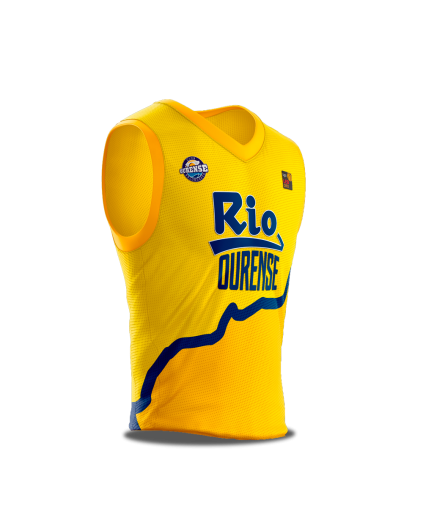 Camiseta Lobos Cobistas Amarilla