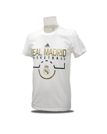 Camiseta Real Madrid Basketball
