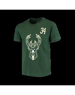 Antetokounmpo Bucks Shirt