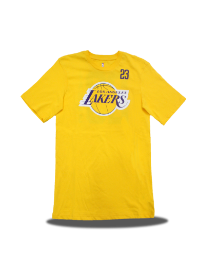 LeBron James Lakers Shirt