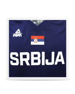Srbija Away FIBA Jersey