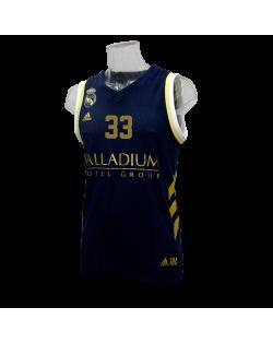 Camiseta Authentic Real Madrid 2ª