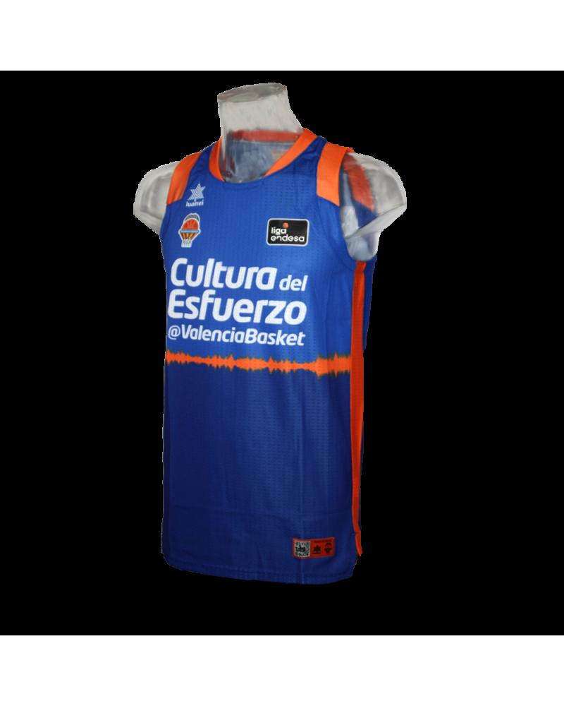 Liga Endesa Valencia Basket Away Jersey