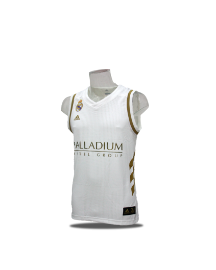 Real Madrid Home Kids Jersey
