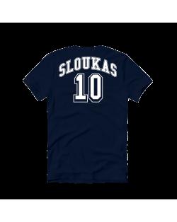 Sloukas Navy Hellas Shirt