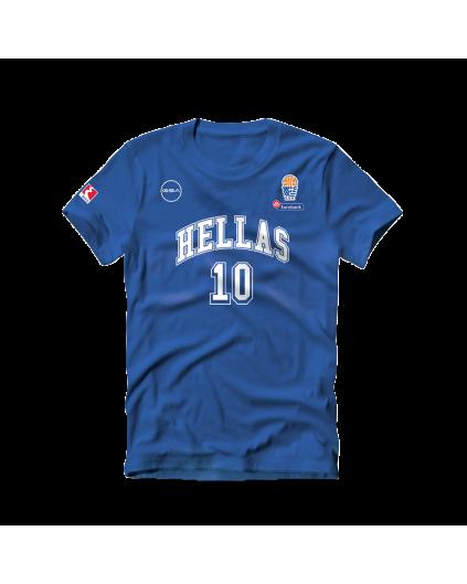 Sloukas Royal Hellas Shirt