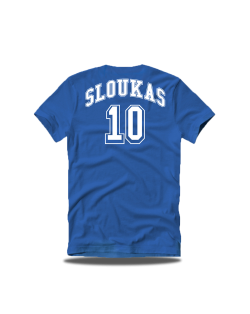 Sloukas Royal Hellas Shirt