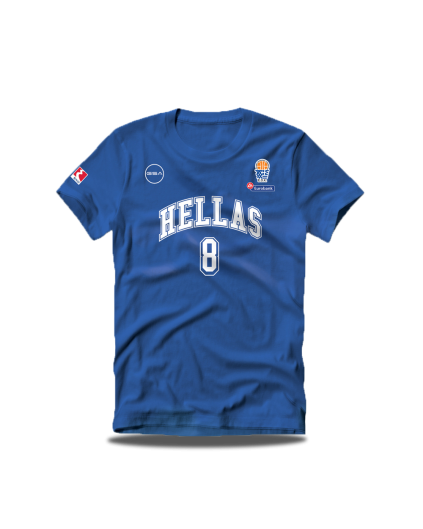 Camiseta Grecia Calathes Royal