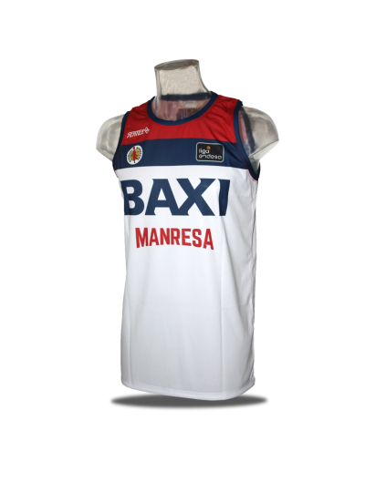 Baxi Manresa Away Jersey