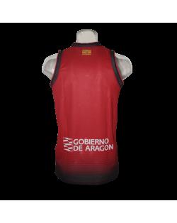 Camiseta Liga Endesa Casademont Zaragoza 1ª