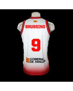 Camiseta Liga Endesa Casademont Zaragoza 2ª