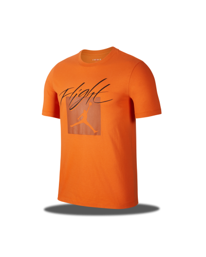 Camiseta Jordan Flight Naranja