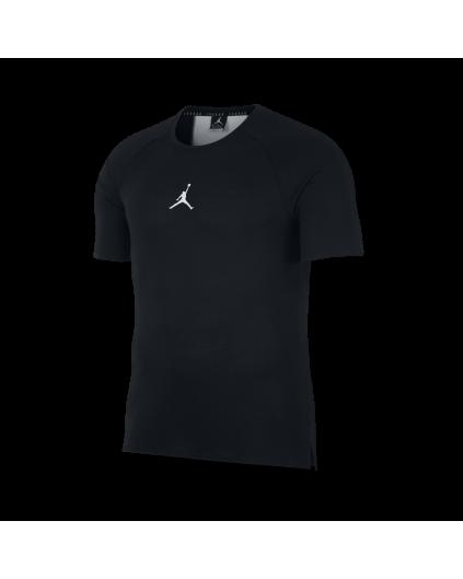 Camiseta Jordan Dry 23 Alpha Negra