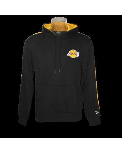 New Era Stripe Piping Lakers Hoodie