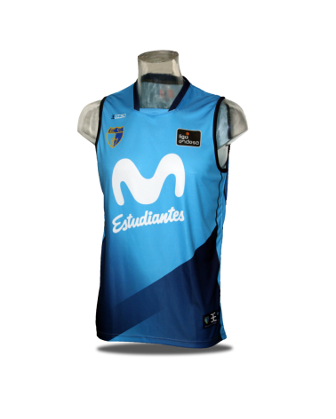 Camiseta Liga Endesa Movistar Estudiantes 1ª 19/20