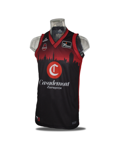 Casademont Zaragoza Alternative Jersey