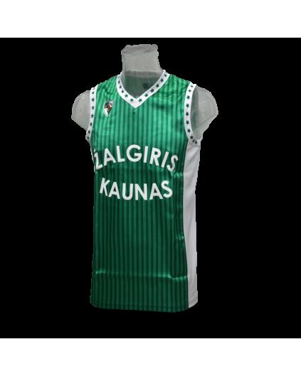 Camiseta Retro Zalgiris Kaunas