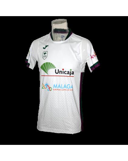 Camiseta Liga Endesa Unicaja 2ª
