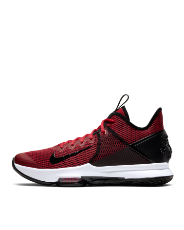"Nike Lebron Witness IV ""Gym Red"""