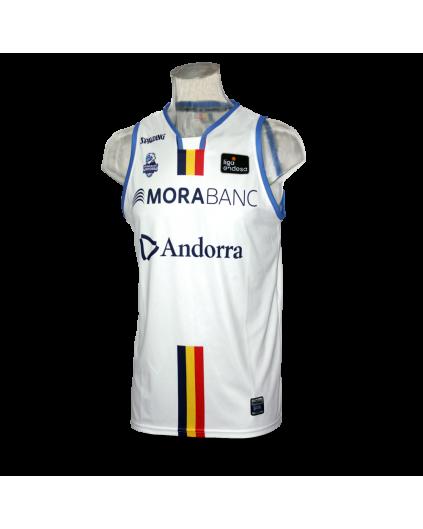 Camiseta Liga Endesa Morabanc Andorra 2ª