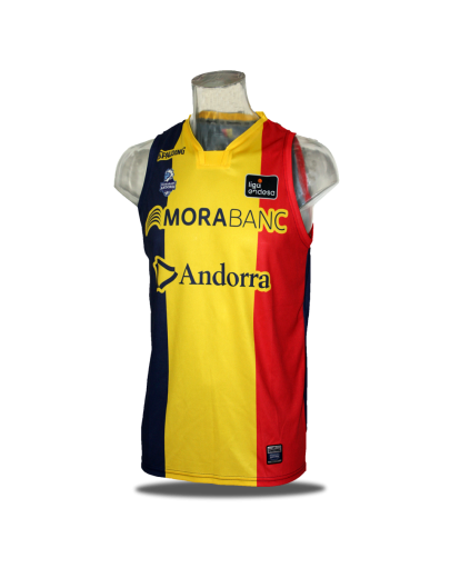 Camiseta Liga Endesa Morabanc Andorra 3ª