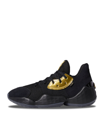 "Adidas Harden Vol. 4 ""Black Gold"""
