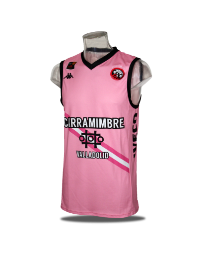 CBC Valladolid Pink Jersey