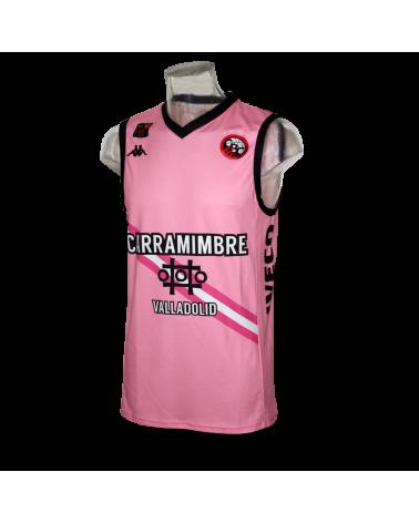 CBC Valladolid Pink Jersey