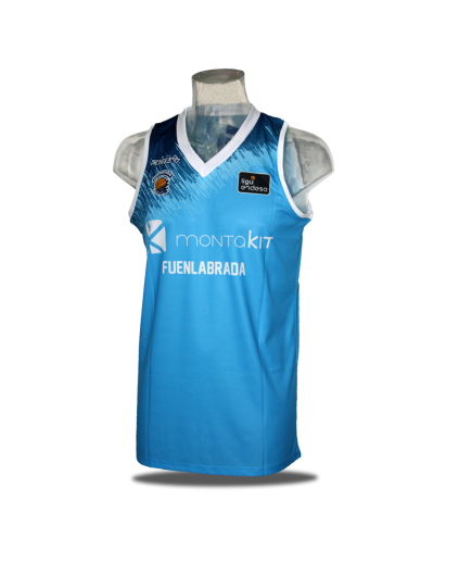 Liga Endesa Fuenlabrada Alternative Jersey