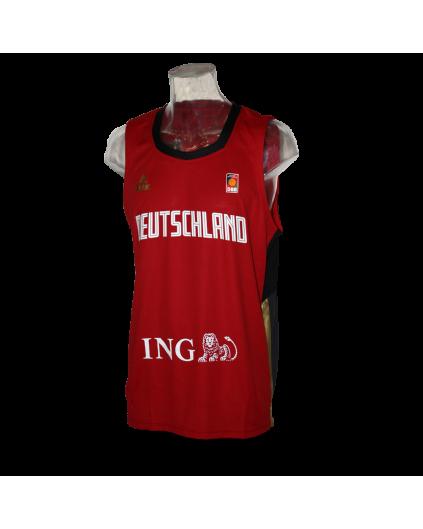 Camiseta FIBA Alemania 2ª