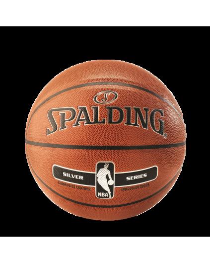 Balón Spalding NBA Silver Series
