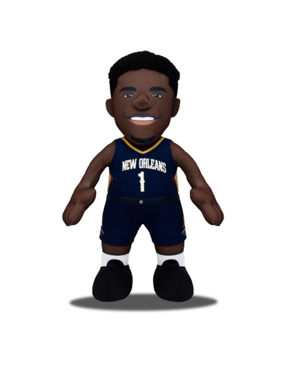 Zion Williamson Doll