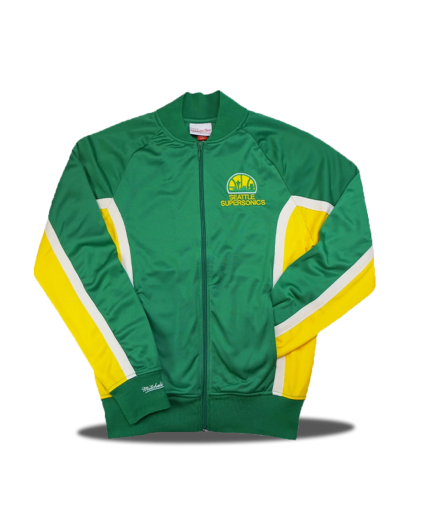 Championship Game Jacket Supersonics
