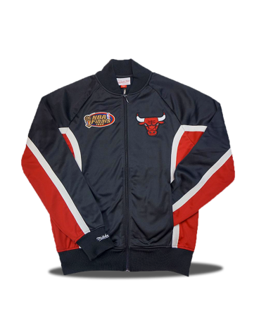 Championship Game Jacket Chicago Bulls
