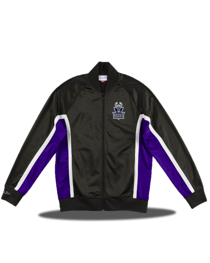 Championship Game Jacket Milwaukee Bucks