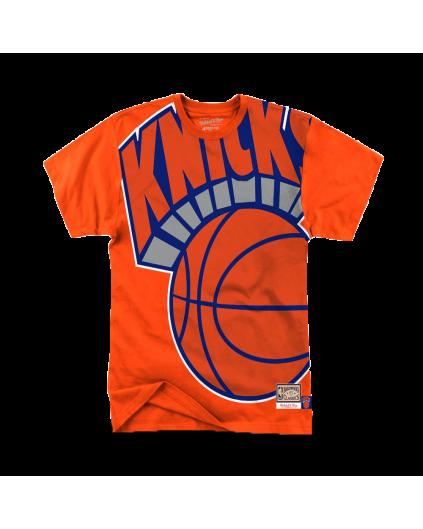 Camiseta Big Face New York Knicks