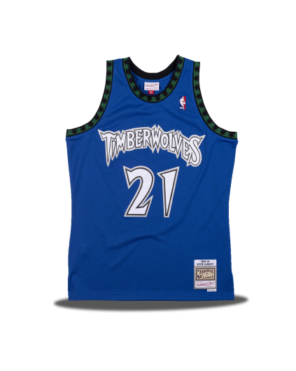 Swingman Kevin Garnett Timberwolves 03/04