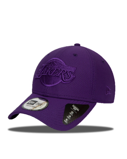 9Forty Double Purple Los Angeles Lakers