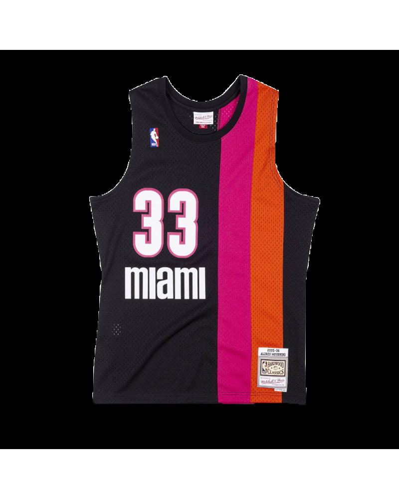 Swingman Alonzo Mourning Miami Heat 2005/06