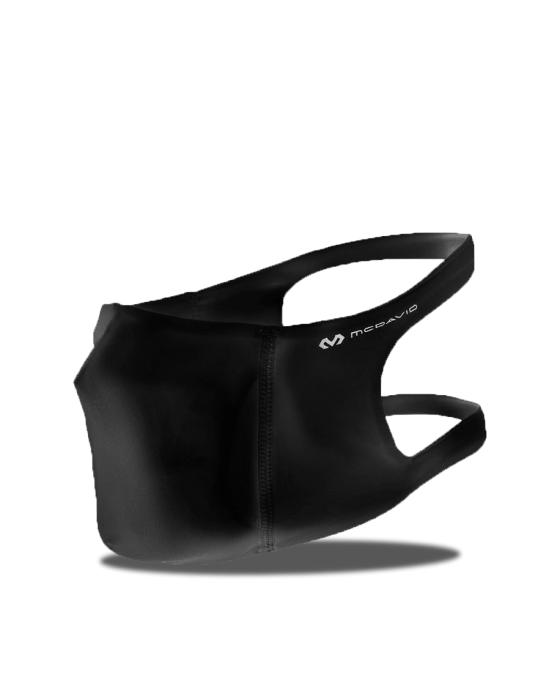 McDavid Sport Face Mask Black
