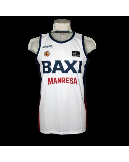 Baxi Manresa Away Jersey 20/21