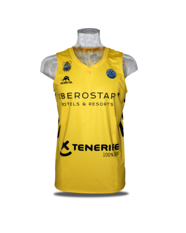 BCL Iberostar Tenerife Home Jersey