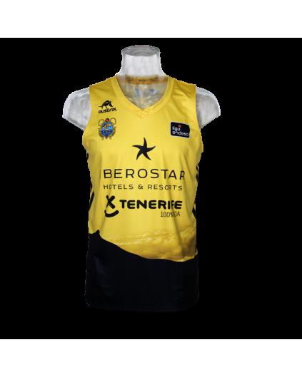 Liga Endesa Iberostar Tenerife Home Jersey